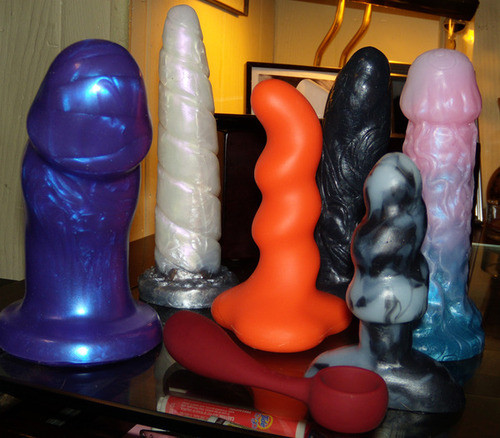 make your own dildo